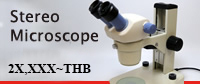 Stereo Microscope starts from 23,000 THB