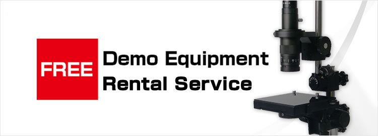 demo equipment rental service