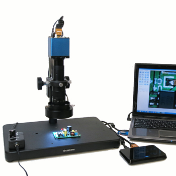 Full HD Microscopes(easy to connect to computer)