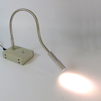 Single Arm Luminaire