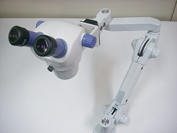 Zoom Type Stereo Microscope(With Smooth Arm)