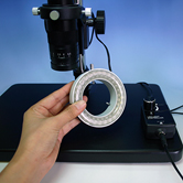 56 LED Microscope Ring Luminaire